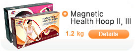 Magnetic Health Hoop II